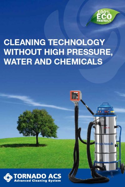 Tornado Advanced Cleaning System